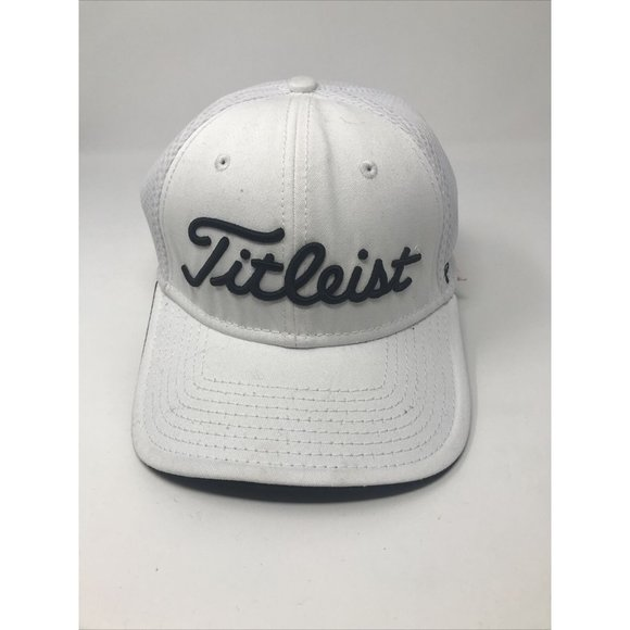 Titleist Pro V1 Hat With Titleist Patch On Back